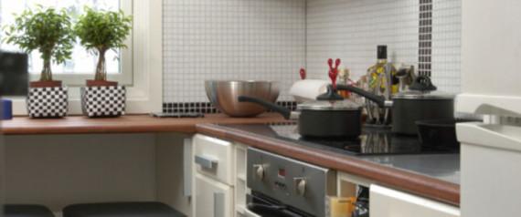 Hvordan utnytte plassen best mulig når du skal pusse opp et lite kjøkken?
