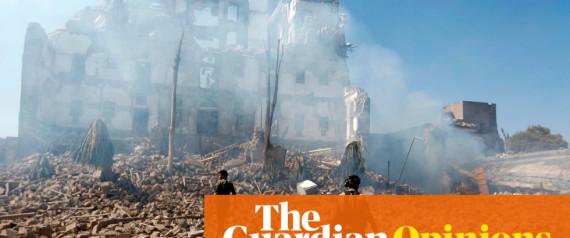 Britain is complicit in Saudi Arabia's war on Yemen | Andrew Mitchell