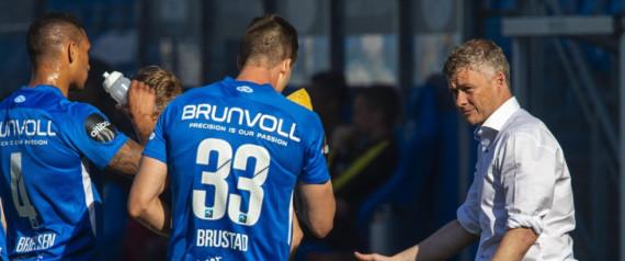 Pusterom for presset Solskjær: Molde slet seg til seier