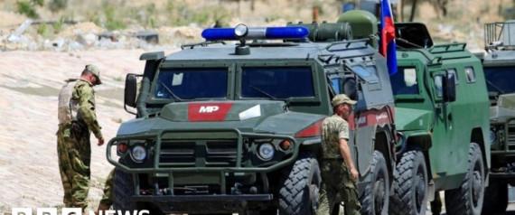 Russians killed in Syrian militant raid