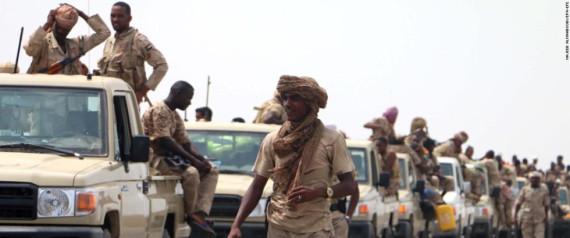 Saudi-led forces ignore UN warnings, attack Yemen port city