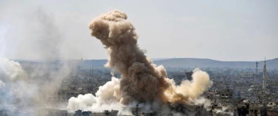 Assads styrker tar full kontroll over Damaskus