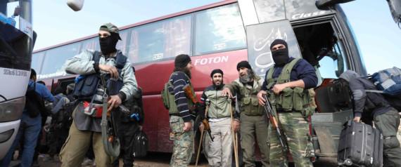 U.S. Issues Terror Designation for Rising Syrian Militant Group