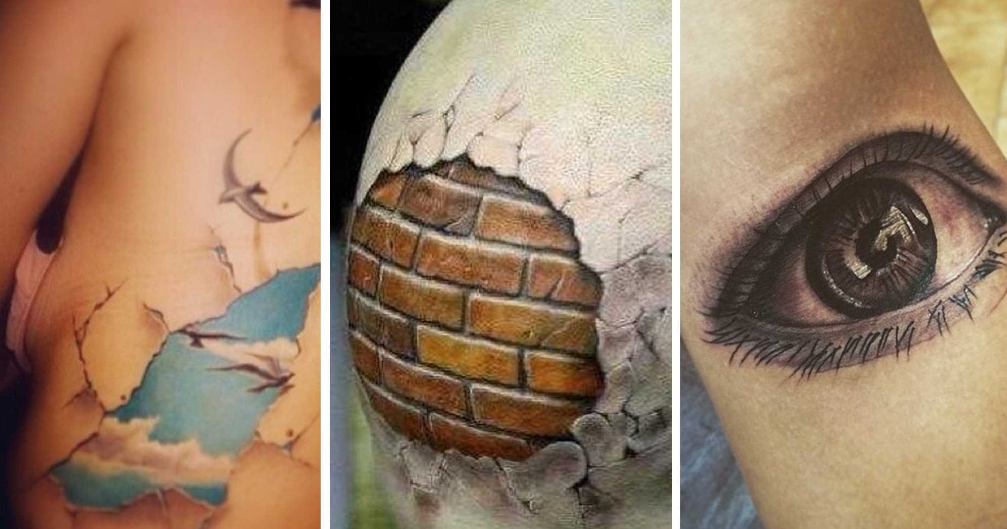 13 Utrolige Tatoveringer Vi Ikke Trodde Var Mulige