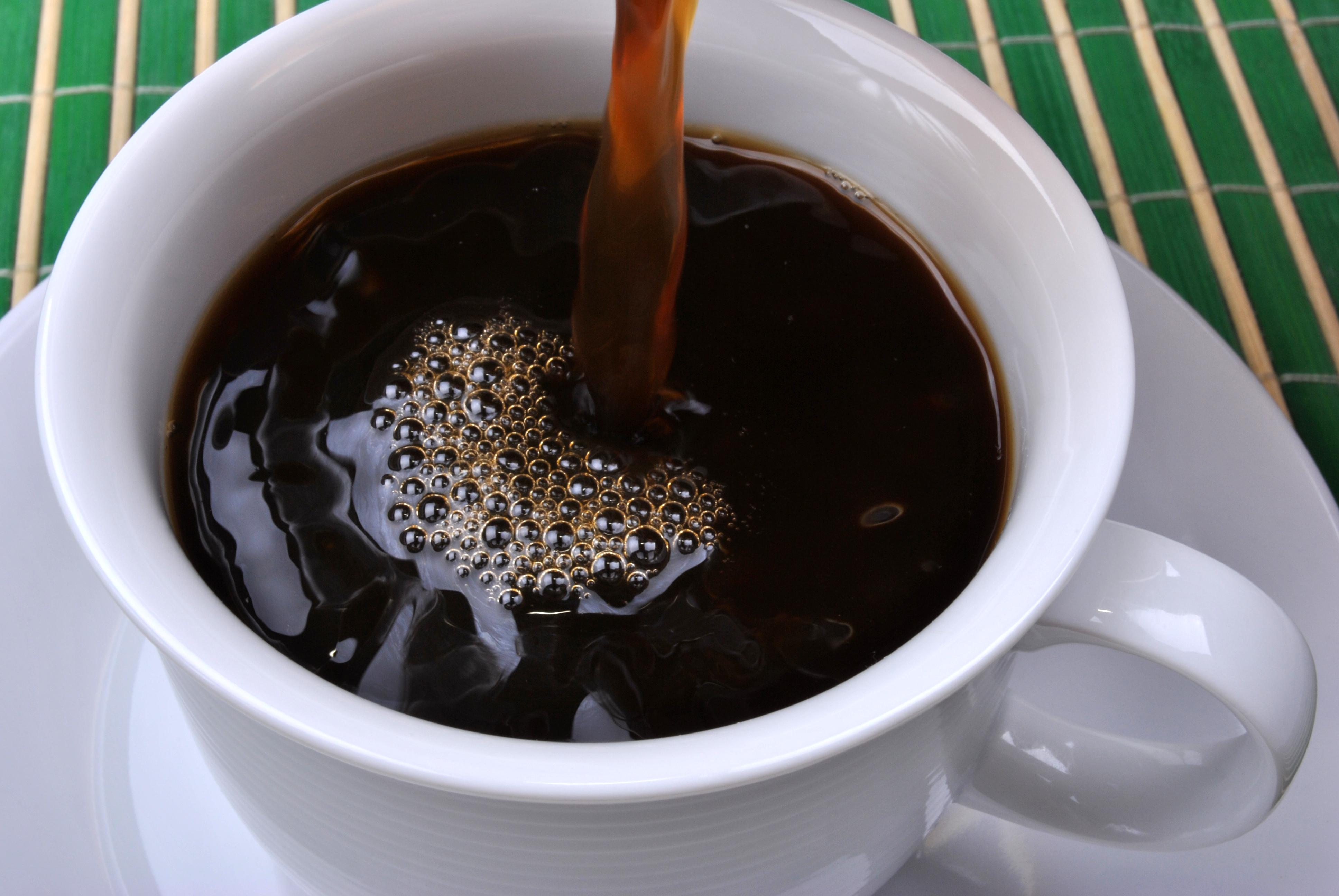 grunner til at kaffe er sunt for deg