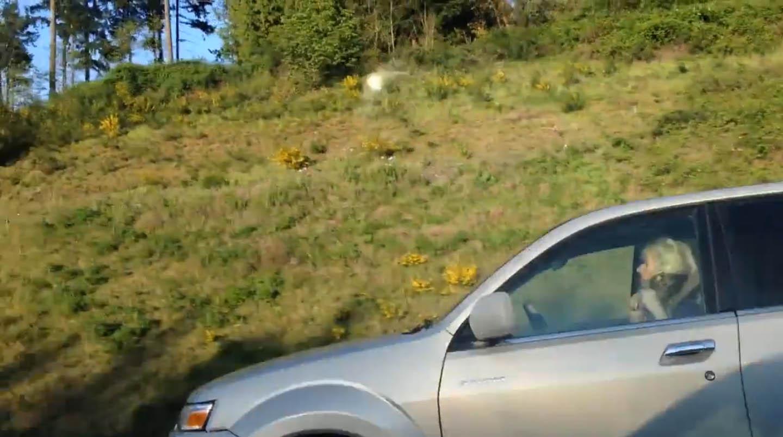 Hun Kr 248 Ller H 229 Ret Bak Rattet P 229 Motorveien