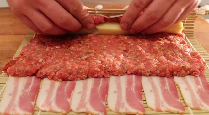 Bacon Kj 248 Ttdeig Og Ost Denne Retten Har Alt