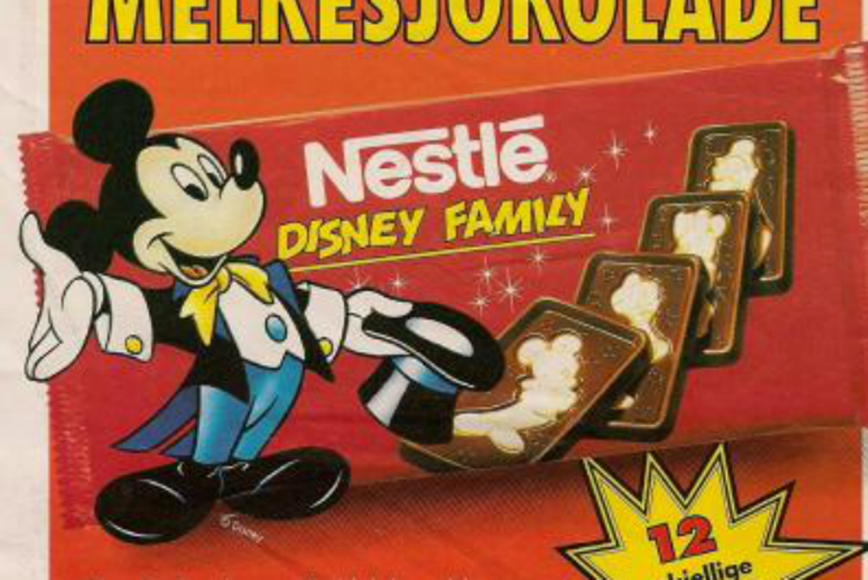 Husker Du Disney Sjokoladen Eller Dinosaurkjeks Her Er