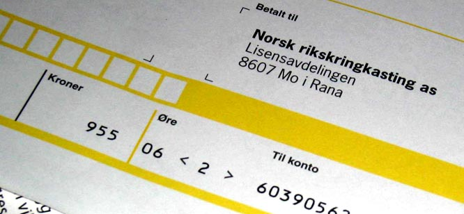 Regjeringen Vurderer 229 Endre Nrk Lisensen