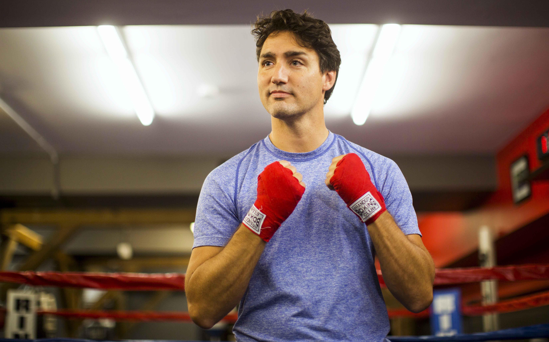 Rivalene Ertet Justin For Utseendet N 229 Er Han Canadas