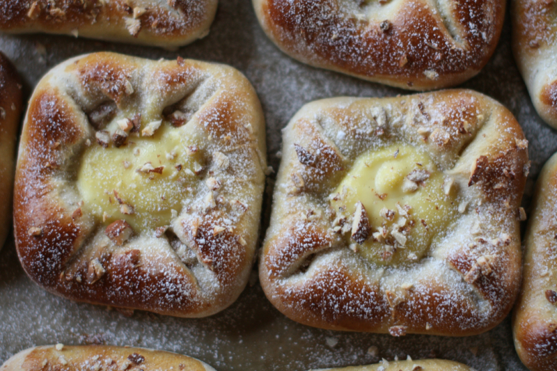 mandelboller Food by Victoria
