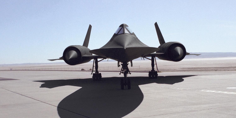 Mange teknologier utviklet for SR-71 er i bruk den dag i dag. (FOTO: NASA Photo)