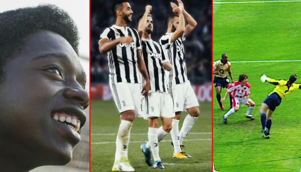 Pele, Juventus og Premier League-legender. Dette er noen av filmene som du kan se på Netflix for å varme opp til fotball-VM. Foto: Netflix