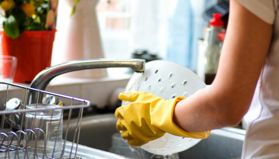 Quiz: Hvor flink er du egentlig til å holde det rent?