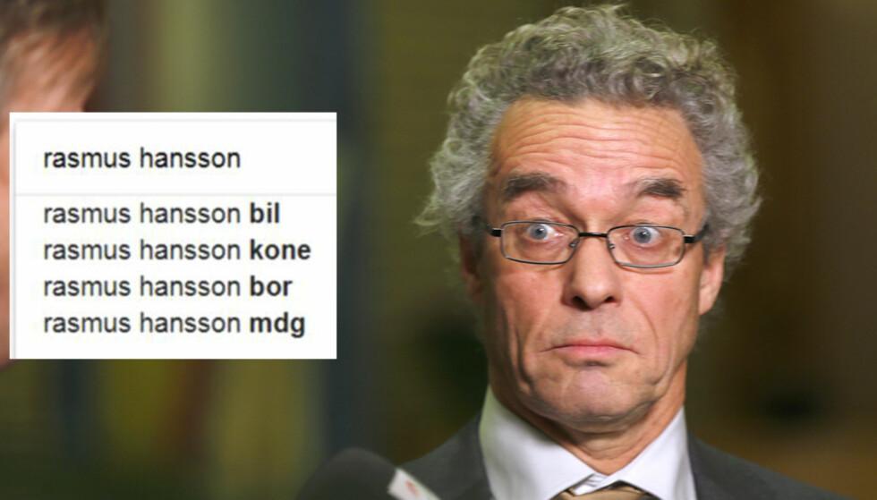 Dette lurer alle på om Rasmus Hansson