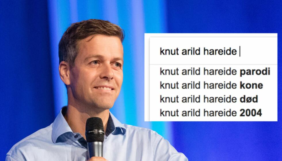 Dette lurer alle på om Knut Arild Hareide