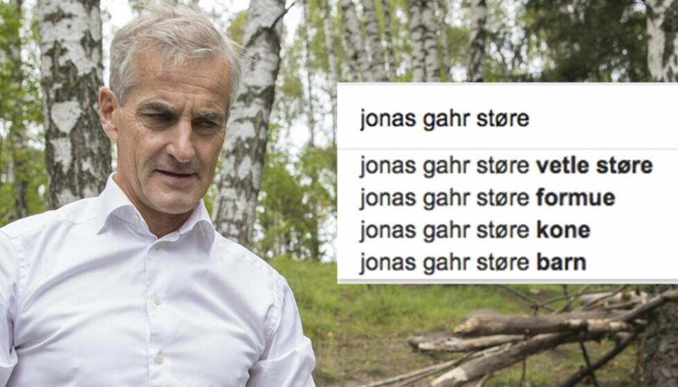 Dette lurer alle på om Jonas Gahr Støre