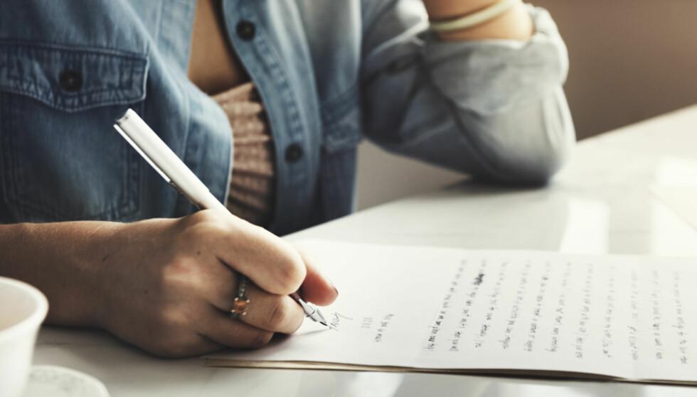 Quiz: Hvordan skrives ordet?