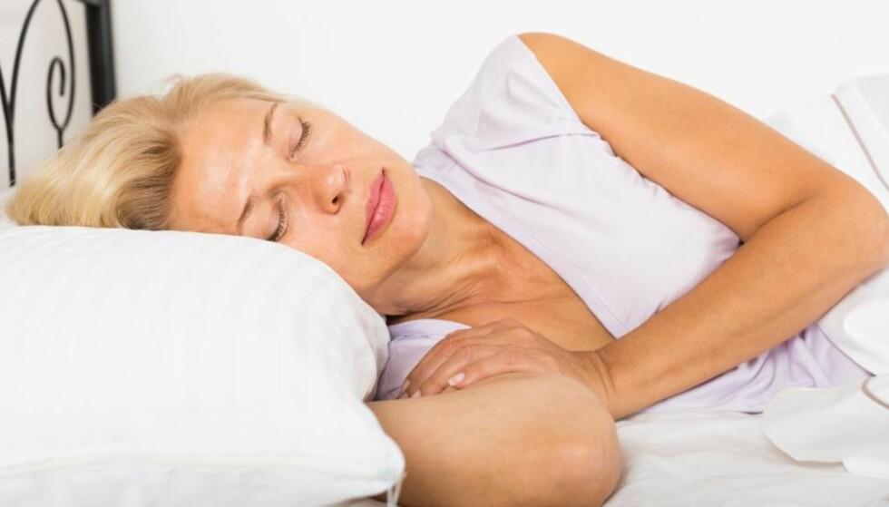 Nattesvette kan være et symptom på sykdom