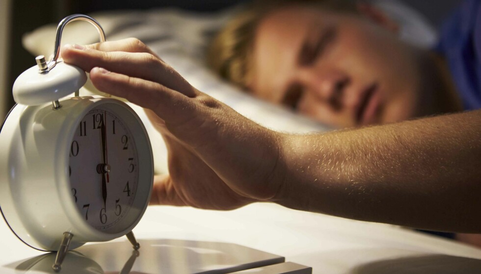 Ekspert: Dette trikset kan få deg til å sovne på ett minutt