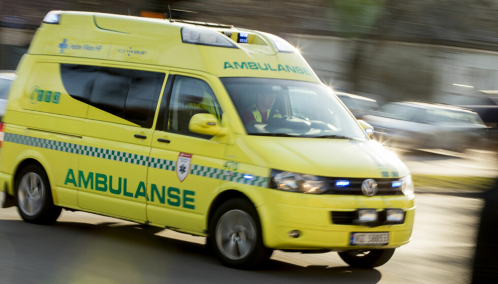 Jente (5) ringte nødnummeret - kan ha reddet farens liv