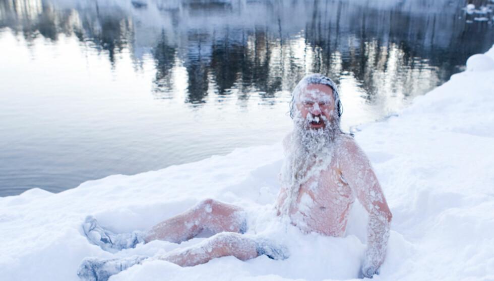 Ny forskning: Isbading kan være dødelig