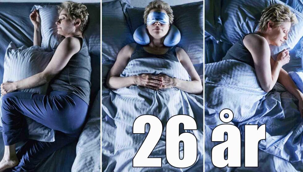 7 fakta om livet ditt som kommer til å gjøre deg svimmel