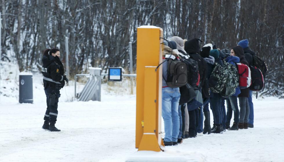 Derfor krangler Russland og Norge om asylsøkere