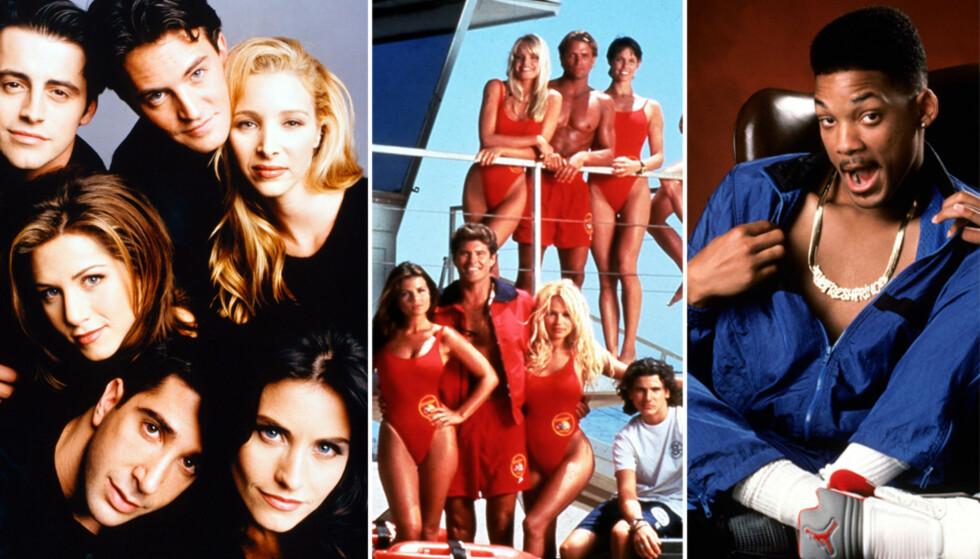 16 låter fra populære TV-serier som vi aldri glemmer