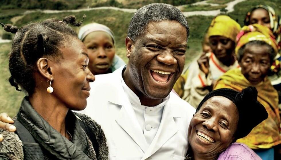 Mukweges kamp for voldtatte kvinner
