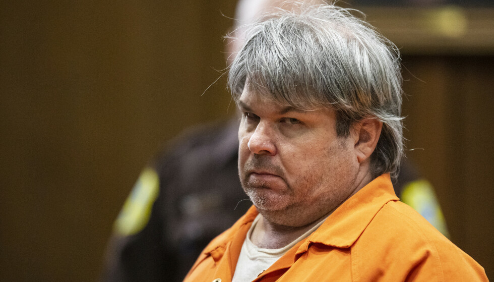 Jason Dalton er dømt til livstid i fengsel for å ha skutt og drept seks personer. I tillegg skjøt han to andre, som overlevde. Foto: AP / NTB scanpix