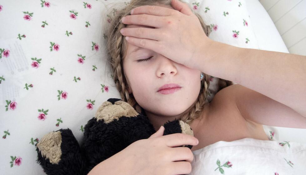Tre fylker skiller seg ut: Nå får flere influensa