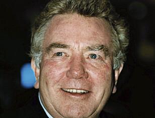 Albert Finney, fotografert i 2001. Foto: William Conran/PA via AP / NTB scanpix