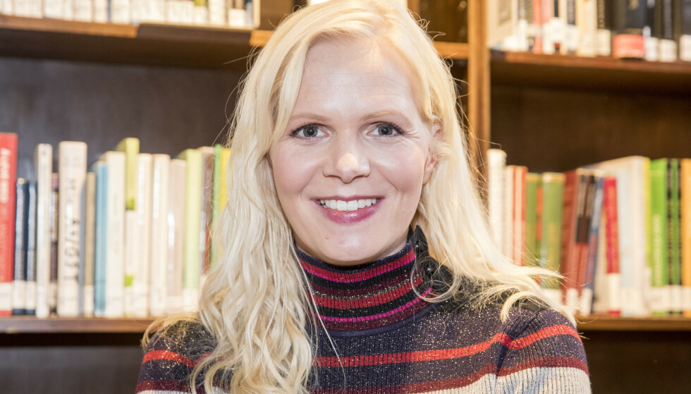 Marte Spurkland er programleder for TV 2s Helsekontrollen. Foto: Terje Pedersen / NTB scanpix