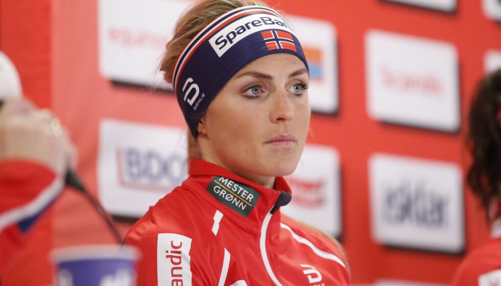 Alle venter at Therese Johaug skal vinne gull på 10 kilometer klassisk i Seefeld. (Foto: Fredrik Hagen / NTB scanpix).