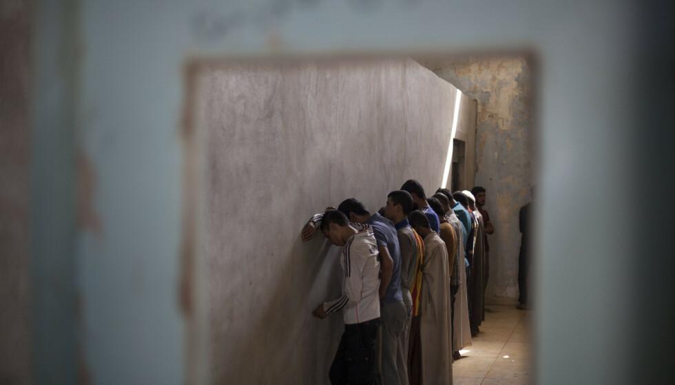 Rapport viser at hundrevis av barn tortureres og fengsles for anklager om tilknytning til IS. FOTO: Bram Janssen/NTB scanpix
