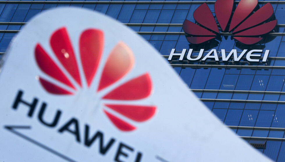 Huawei anklager USA for å ha hacket serverne deres og for å ha stjålet eposter. Foto: AP / NTB scanpix