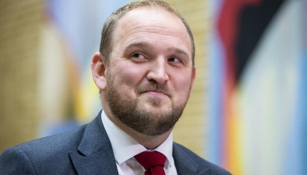 Samferdselsminister Jon Georg Dale (Foto: Håkon Mosvold Larsen / NTB scanpix)