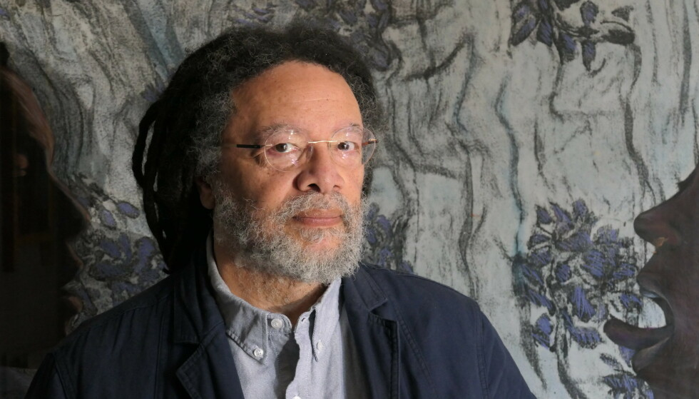 Den britiske kulturforskeren Paul Gilroy tildeles Holbergprisen 2019. Foto: Vron Ware / NTB scanpix