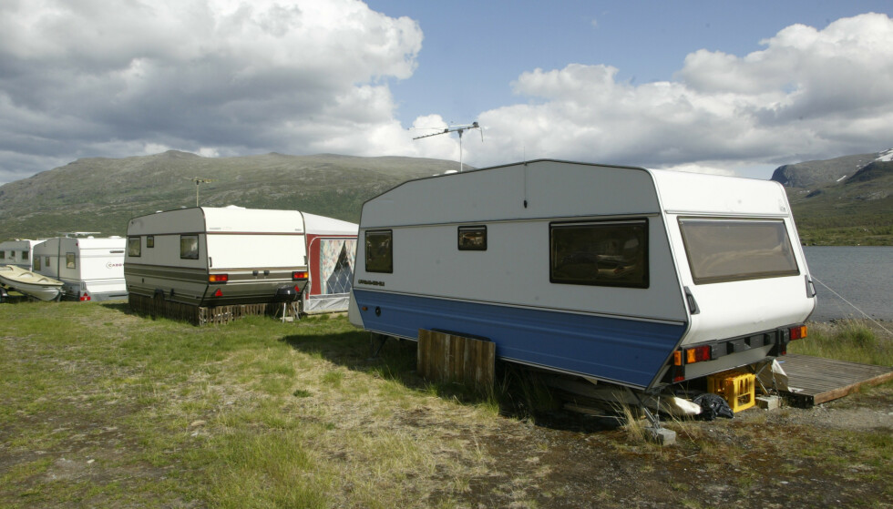 Regjeringen foreslår nye camping-regler