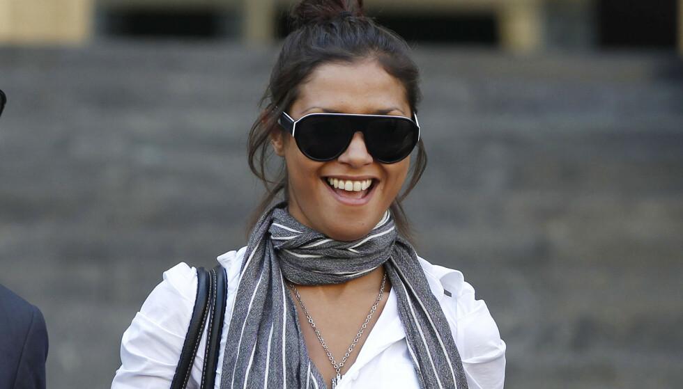 Den marokkanske modellen Imane Fadil hadde radioaktive substanser i kroppen da hun døde. Hun var et av vitnene i sex-rettssaken mot Silvio Berlusconi. Foto: AP / NTB scanpix