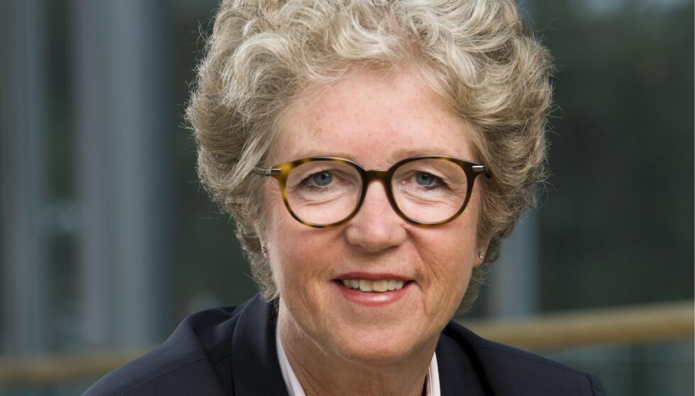 Hilde Merete Aasheim (60) blir første kvinne til å lede Hydro når hun nå overtar som konsernsjef etter Svein Richard Brandtzæg. Foto: Halvor Molland / Norsk Hydro / Hand Out / NTB scanpix