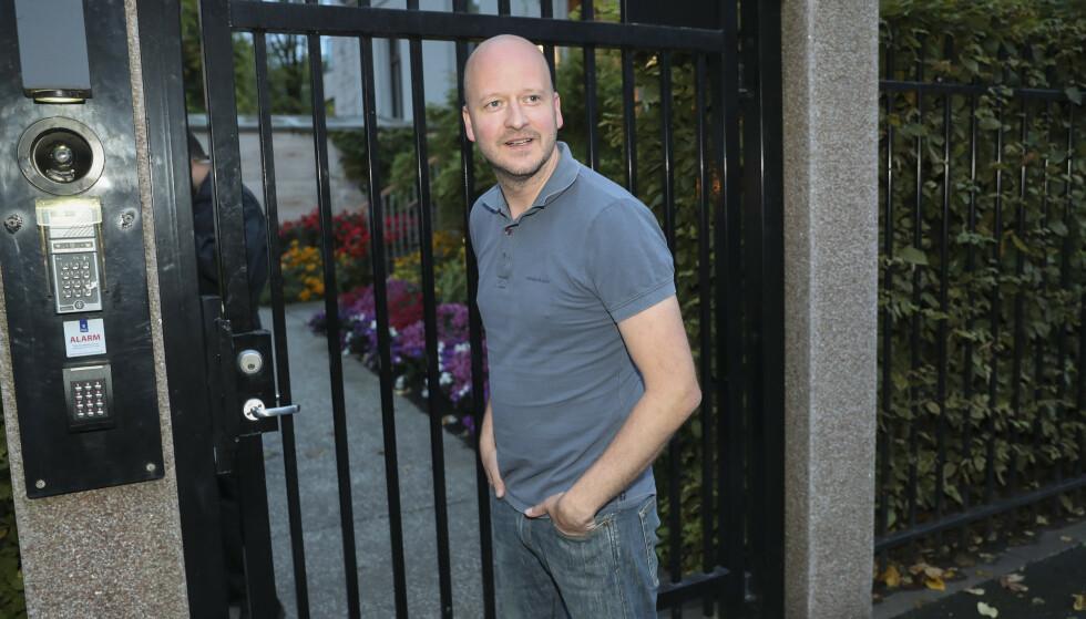 PR-rådgiver Sigbjørn Aanes tok ferie fra jobben for å hjelpe Tor Mikkel Wara. (Foto: Vidar Ruud / NTB scanpix)