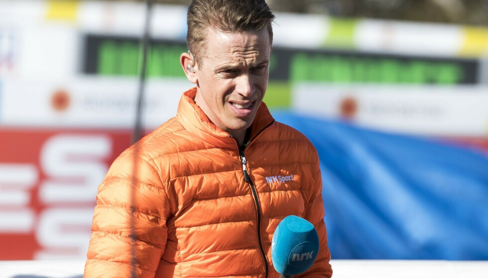 Fredrik Aukland blir trolig å finne bak NRK-mikrofonen også neste sesong. Foto: Terje Pedersen / NTB scanpix.