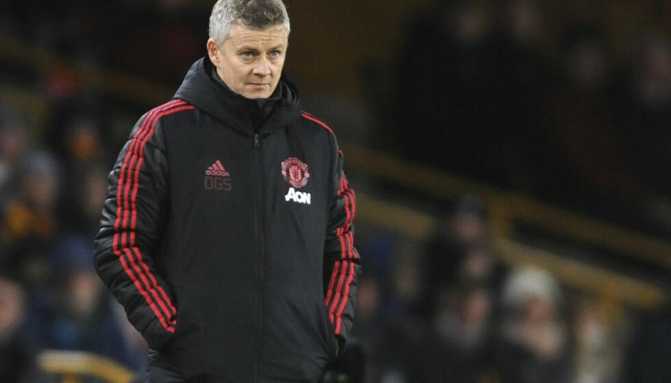 Ole Gunnar Solskjær venter spent på om han får lov til å bli manager i Manchester United på permanent basis. Foto: Rui Vieira / AP / NTB scanpix.