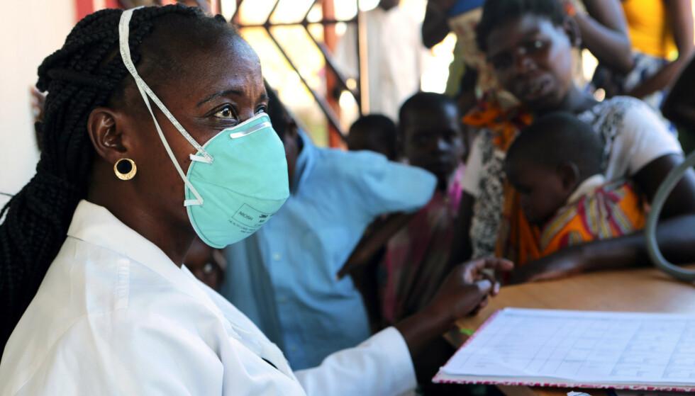 Foto: Tsvangirayi Mukwazhi/AP/NTB Scanpix.