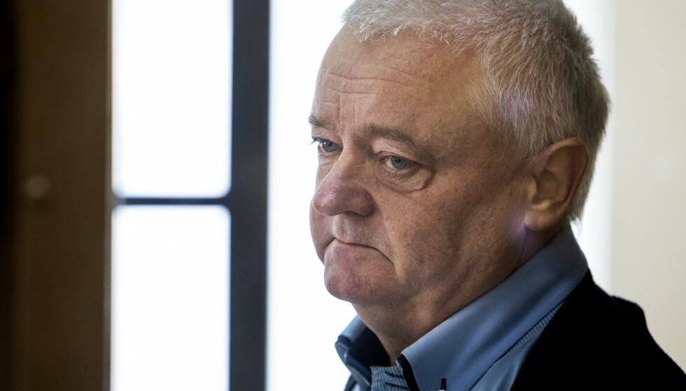 Den tidligere norske grenseinspektøren Frode Berg har sittet fengslet i Moskva siden 5. desember 2017, siktet og senere tiltalt for spionasje. Tirsdag starter rettssaken. Foto: Tore Meek / NTB scanpix.