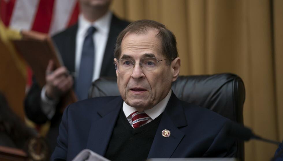 Kongresskomité krever Mueller-rapporten utlevert