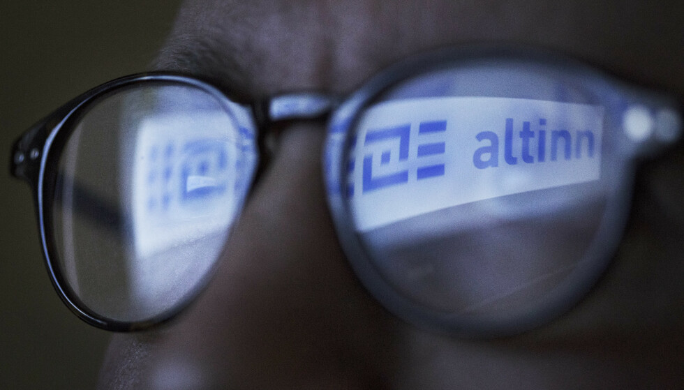 Altinn er den norske felles internettportalen for å levere elektroniske skjemaer til offentlige myndigheter. Foto: Ole Berg-Rusten / Håkon Mosvold Larsen / NTB Scanpix
