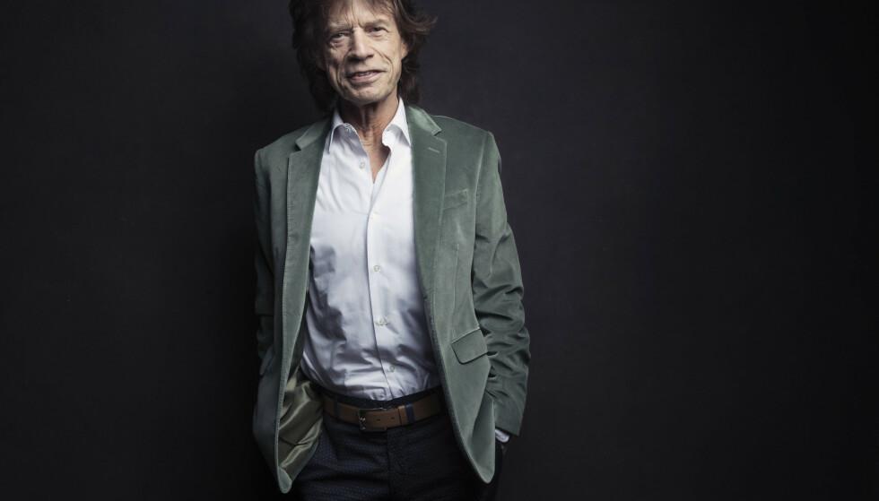 Mick Jagger (75) er hjerteoperert. En talsperson for Stones-frontmannen sier at inngrepet var vellykket. Foto: Victoria Will / Invision / AP / NTB scanpix